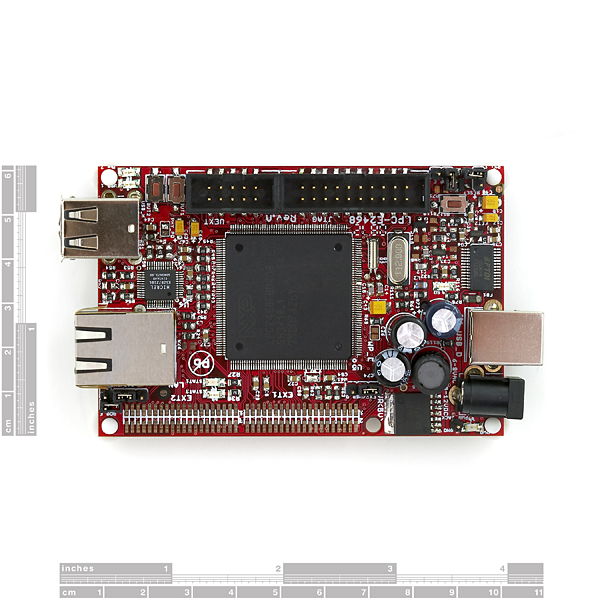 Header Board for LPC2468