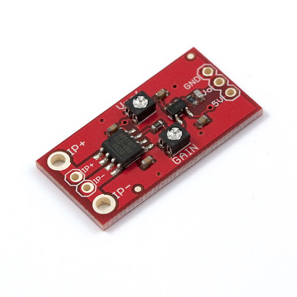 SparkFun Low Current Sensor Breakout - ACS712