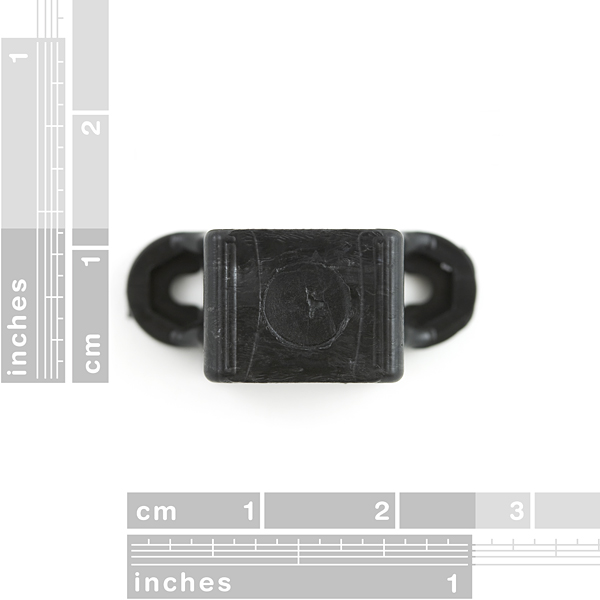 Micro Metal Gearmotor Bracket