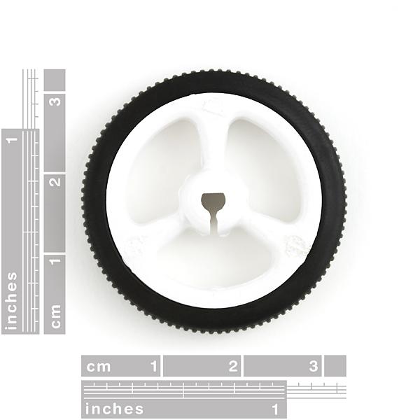Wheel 32x7mm