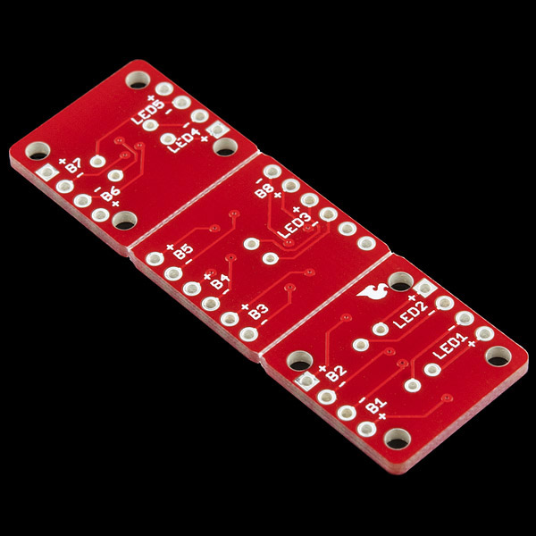 Mini Button Pad PCB