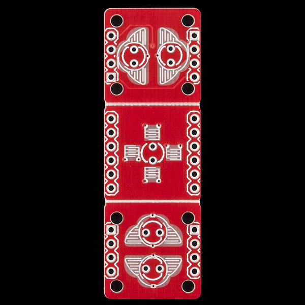 Mini Button Pad PCB