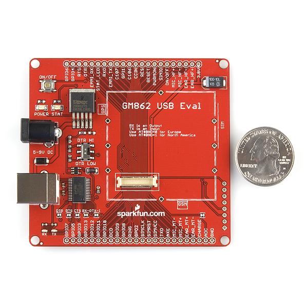 GM862 Evaluation Kit - USB