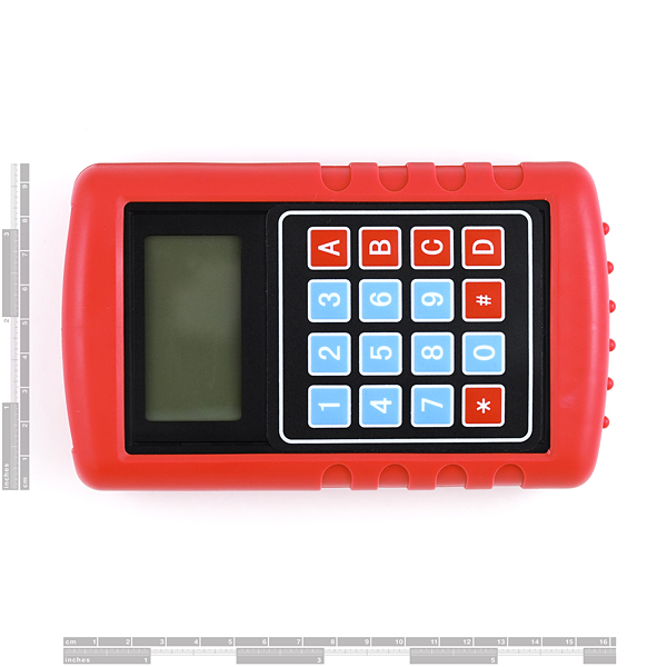 Digital Underground Survey Instrument