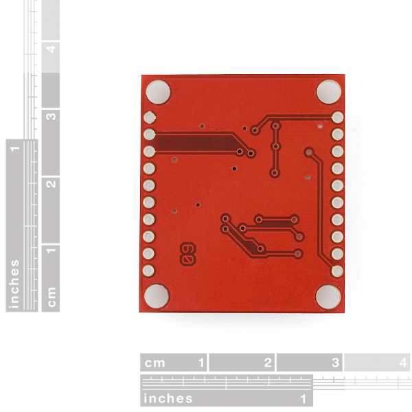 Breakout Board for VS1103 MIDI Decoder