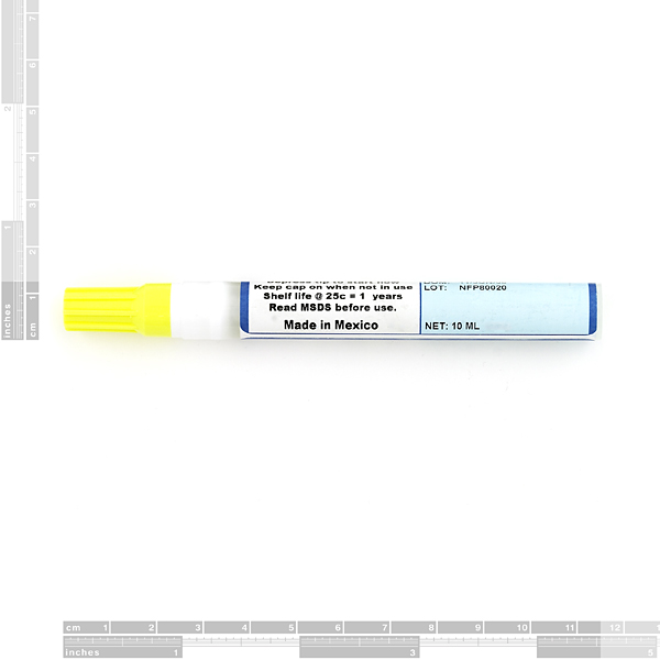 Liquid Flux Pen - Water Soluble