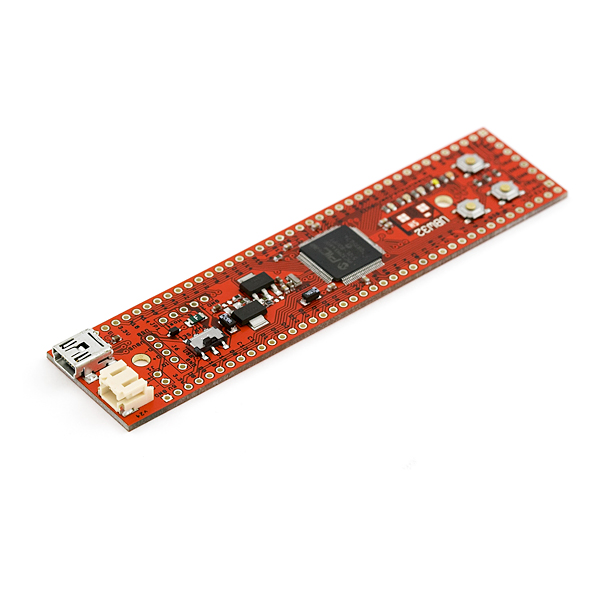 USB 32-Bit Whacker - PIC32MX460 Development Board