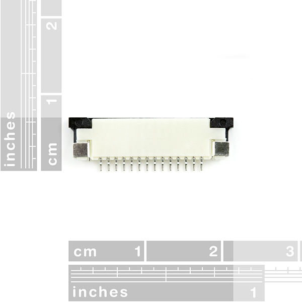 Keypad - Sealed Membrane Switches - 14 Pin Connector