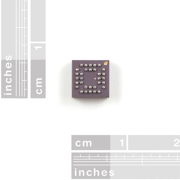 Single Axis MEMs Gyroscope - ADXRS613