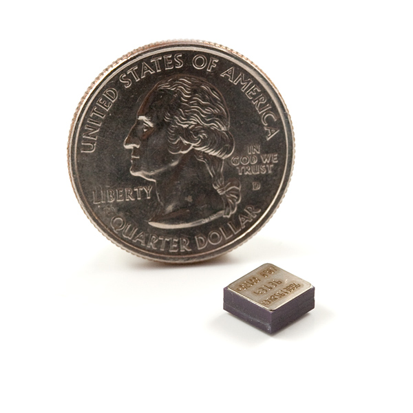 Single Axis MEMs Gyroscope - ADXRS613