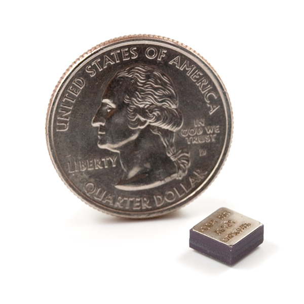 Single Axis MEMs Gyroscope - ADXRS614