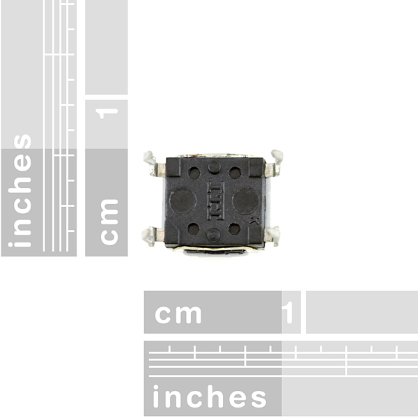 Mini Push Button Switch - High GF