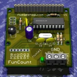 Frequency Counter Kit
