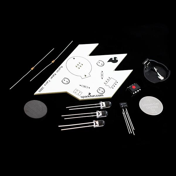 Flame Kit - White