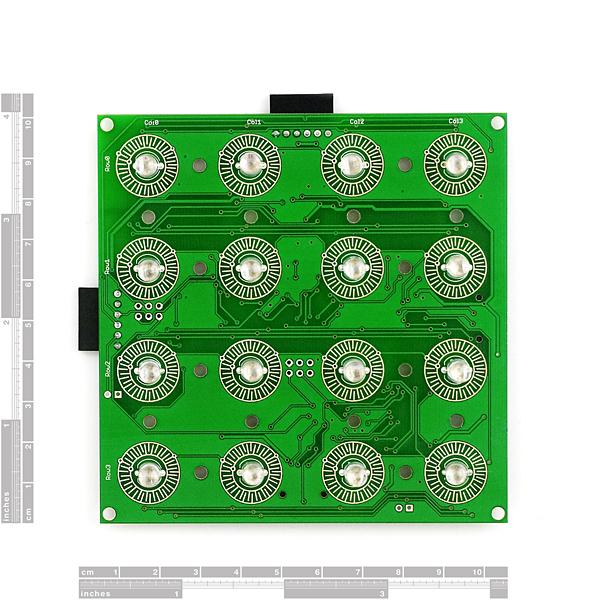 Button Pad Controller SPI