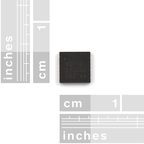 2.4GHz Transceiver IC - nRF2401A