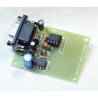 8 Pin PIC Development Board