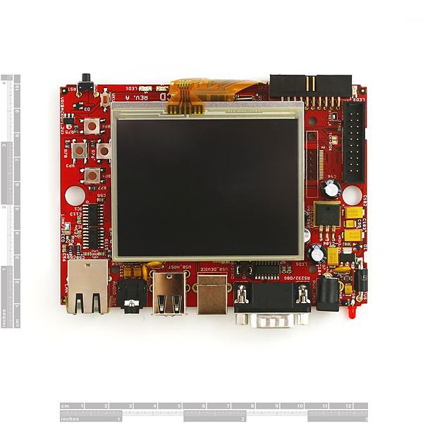 Development Board Atmel SAM9-L9261