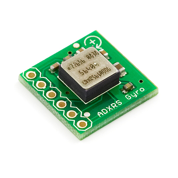 Gyro Breakout Board - ADXRS614 - 50°/s