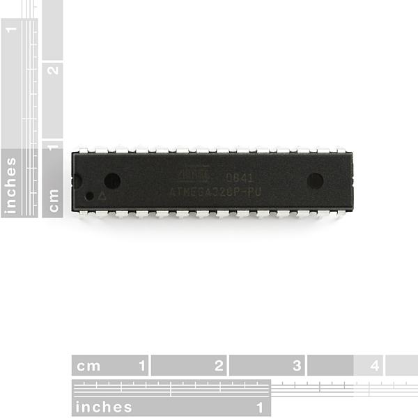 AVR 28 Pin 20MHz 32K 6A/D - ATMega328P