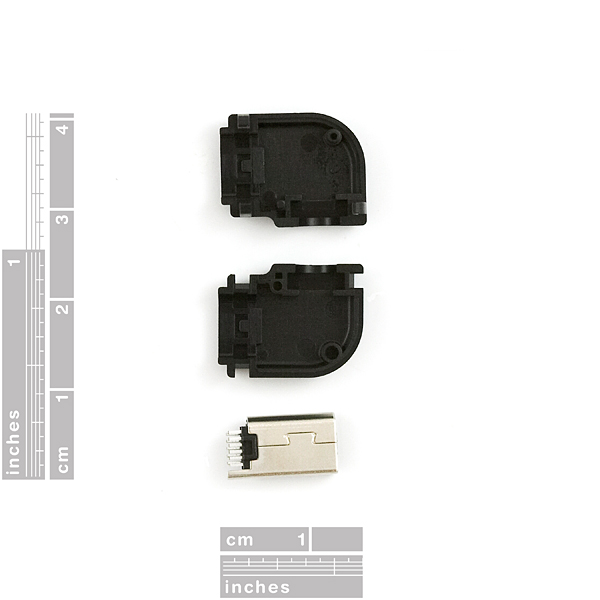 HTC ExtUSB 11 Pin USB Connector (Style 1)
