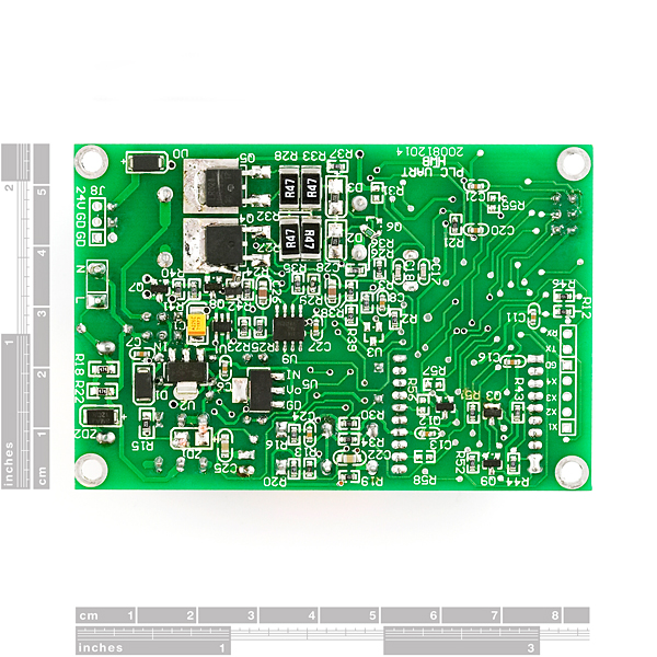 Powerline Communication Modem PLC-UART XBee