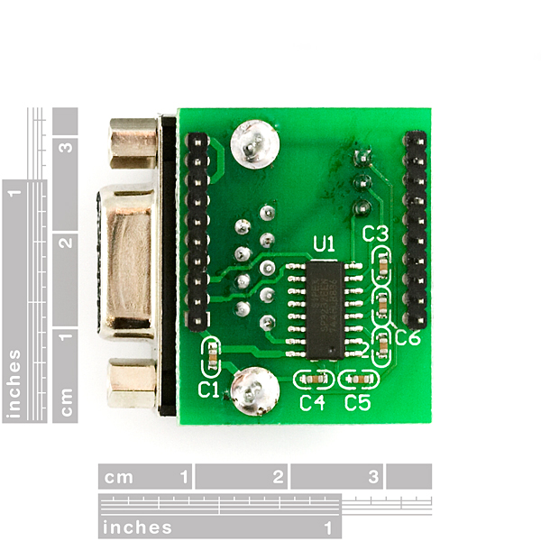 UART to RS232 Interface Card
