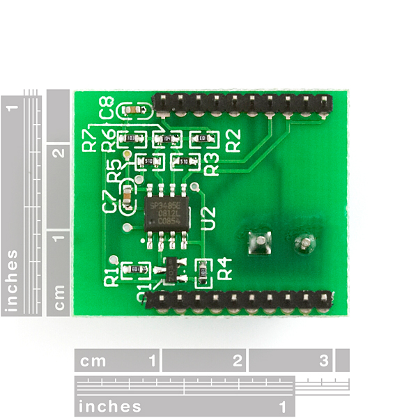 UART to RS485 Interface Card