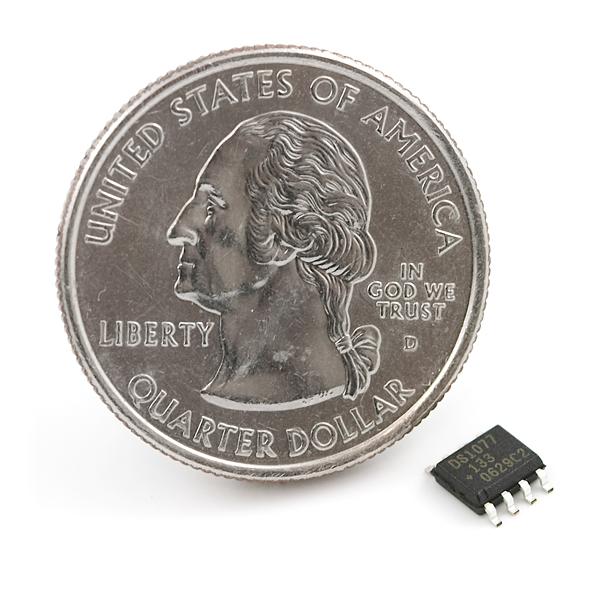 Programmable Oscillator - 16kHz to 133MHz