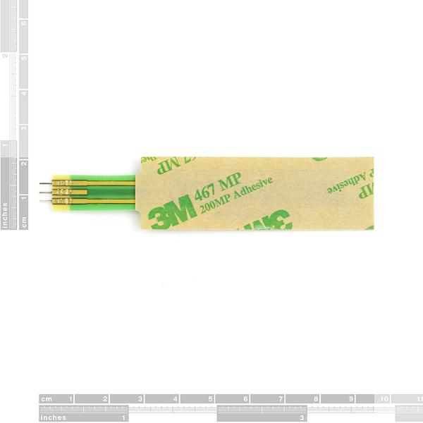 HotPot Membrane Potentiometer - 50mm