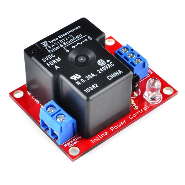 Relay Control PCB