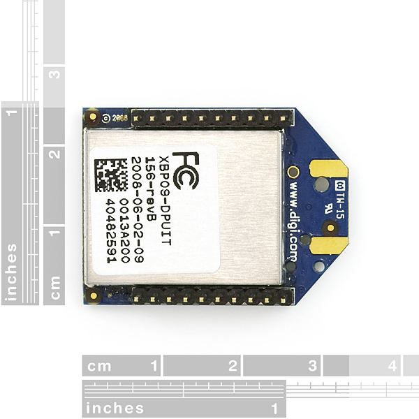 XBee Pro 900 U.FL Connection