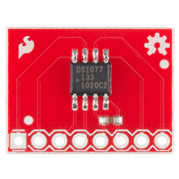SparkFun Programmable Oscillator Breakout - DS1077 (16.2kHz-133MHz)