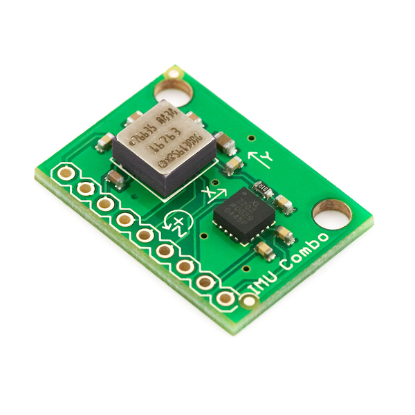 IMU Combo Board - 3 Degrees of Freedom - ADXL320/ADXRS610