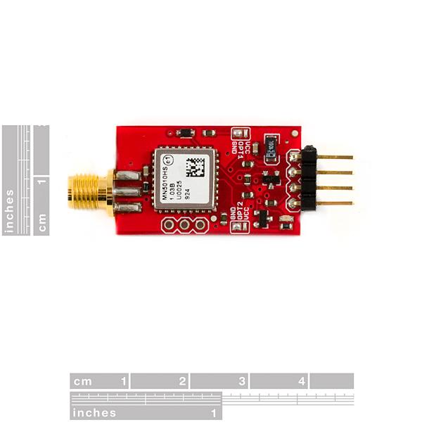 GPS Micro-Mini with SMA Connector