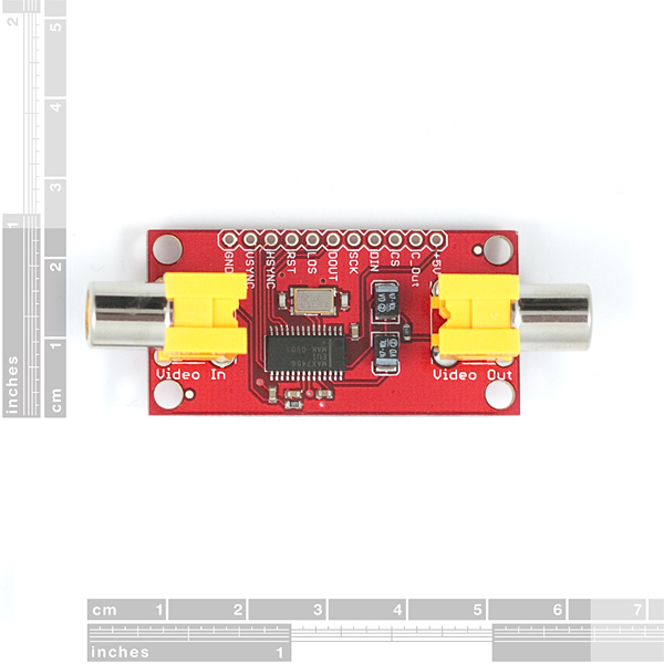 SparkFun On Screen Display Breakout - MAX7456