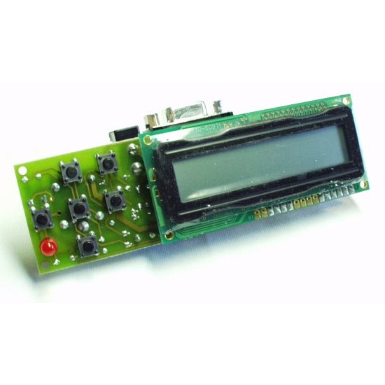 28 Pin PIC Terminal Development Board