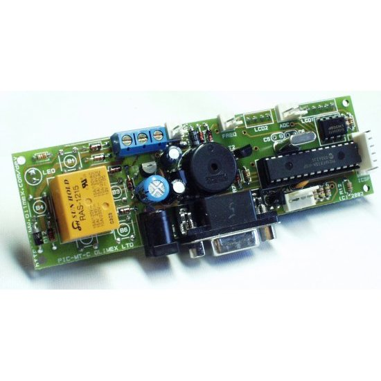 28 Pin PIC Terminal Development Board
