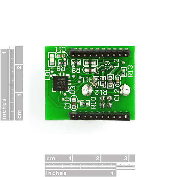 UART to USB Interface Card