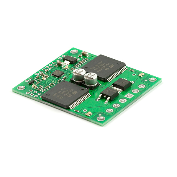 Qik Dual Serial Motor Controller - High Power