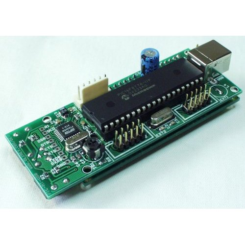 40 Pin PIC Terminal Development Board