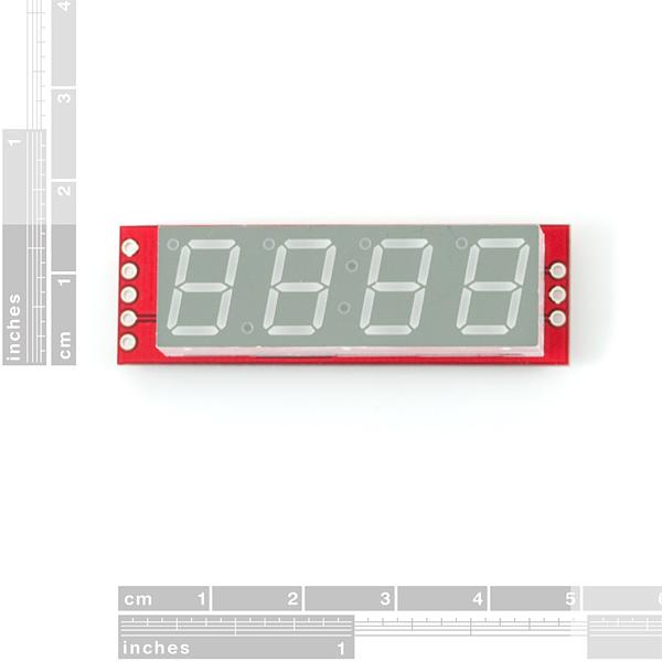 7-Segment Serial Display