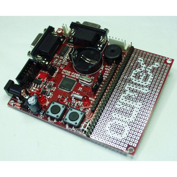 Prototyping Board for MAX2000-RAX