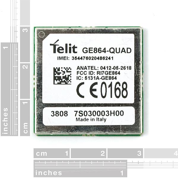 GE864 QUAD Module