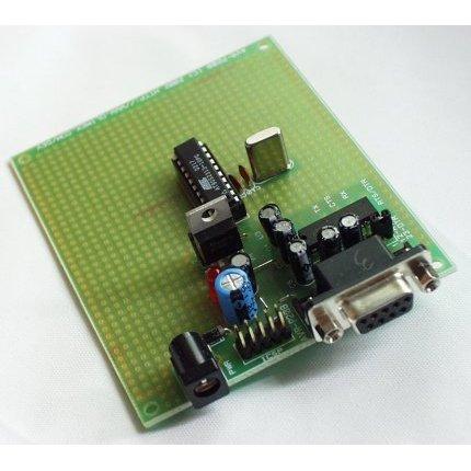 20 Pin AVR Development Board