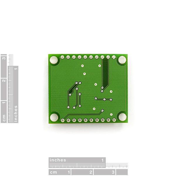 Breakout Board for VS1002 MP3