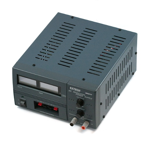 Power Supply - Digital Triple Output DC 30V/3A