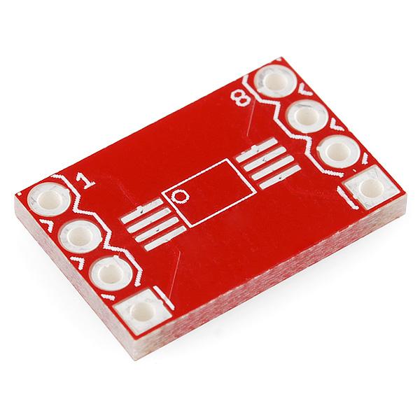 SSOP-8 Breakout Board Adapter for Prototyping