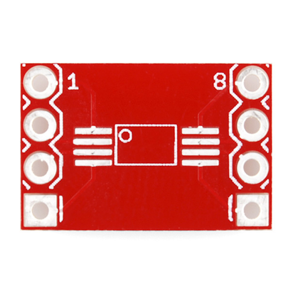 SparkFun SSOP to DIP Adapter - 8-Pin