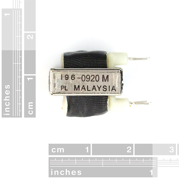 Transformer Modem 600:600 Ohm (PTH)